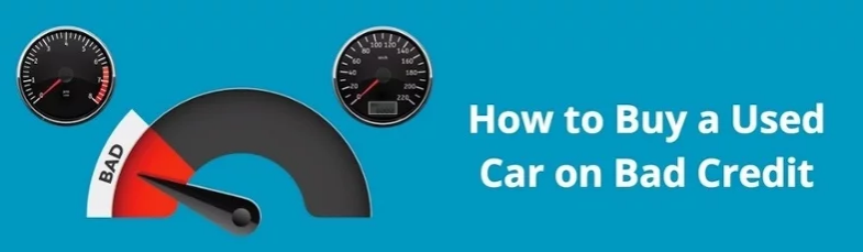 How to Get Car Finance with Bad Credit - Blog Featured Banner
