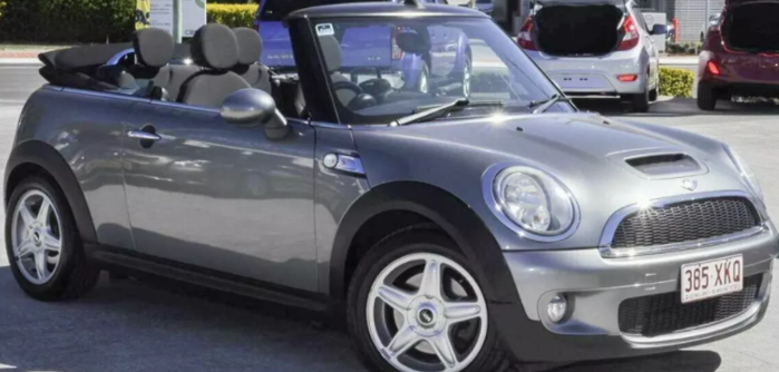 Mini Cooper | sell your car fast