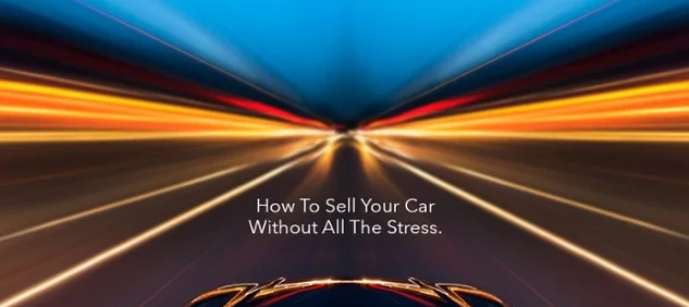 How to Sell Your Car Without All The Stress Banner